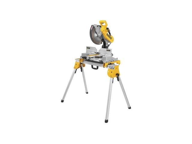 Dewalt Dwx725b Heavy Duty Work Stand With Miter Saw