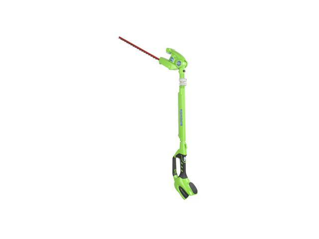 Greenworks 22342 40V G-MAX Lithium-Ion 20 in. XR Dual Action Hedge Trimmer (Bare Tool)