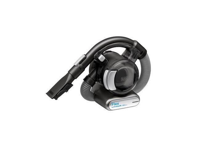 Black Decker Bdh2020fl 20v Max Cordless Lithium Ion Flex Vacuum