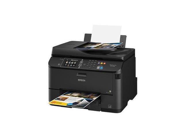 Epson WorkForce Pro WF-4630 Inkjet Multifunction Printer - Color - Plain  Paper Print - Desktop - Newegg com