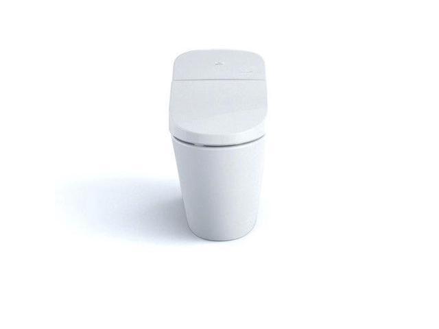 TOTO MS920CEMFG#01 WASHLET G400 1 28 GPF & 0 9 GPF Toilet (Cotton White) -  Newegg com