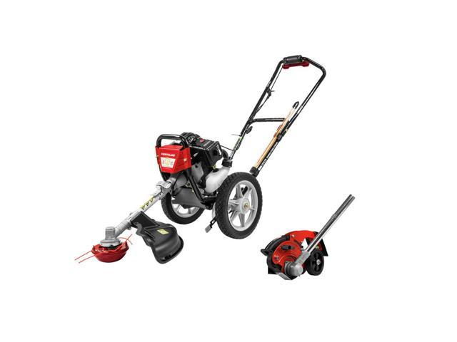 Southland SWSTM4317EA 43cc Wheeled String Trimmer & Edger Attachment Combo  Kit - Newegg com