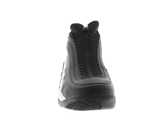 Fila Bubbles Zip Mens Black Casual High Top Sneakers Shoes