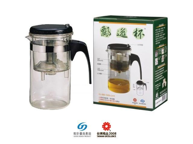 Piao I Tea Pot Gl 888 1000ml Multi Use Teapot