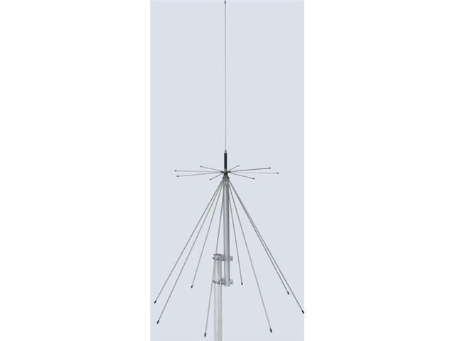 Discone antenna performance