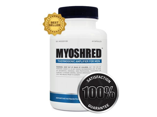 MYOSHRED - Extreme Formula For Men - Get Ripped - Build Muscle - Lose  Weight - Creatine Ethyl Ester - Newegg com
