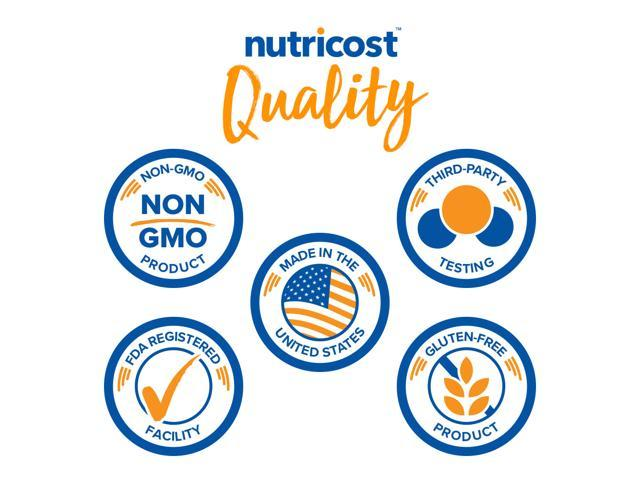 Nutricost Agmatine 100 Grams - Pure Agmatine 100 Servings (Agmatine  Sulfate) - High Quality Powder - Newegg com