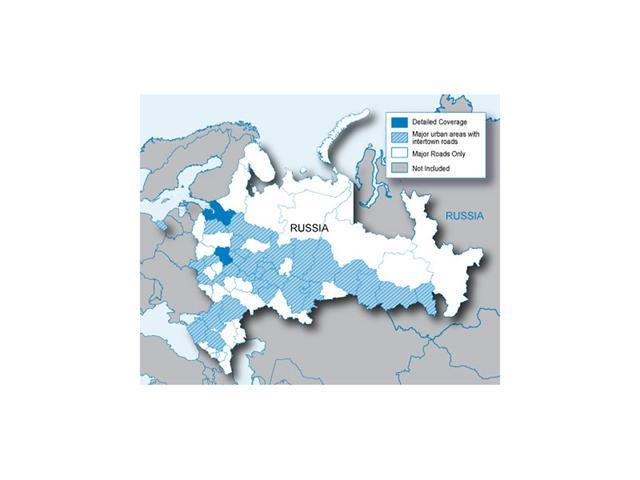 Garmin City Navigator Russia NT MicroSD/SD - Newegg.com