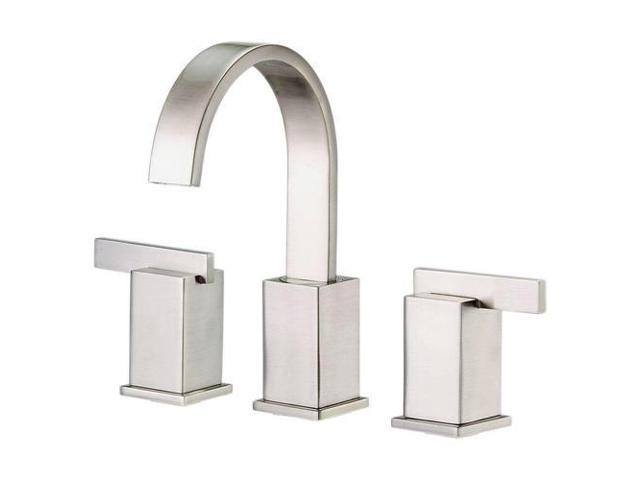 Danze D304044bn Sirius Two Handle Widespread Lavatory Faucet