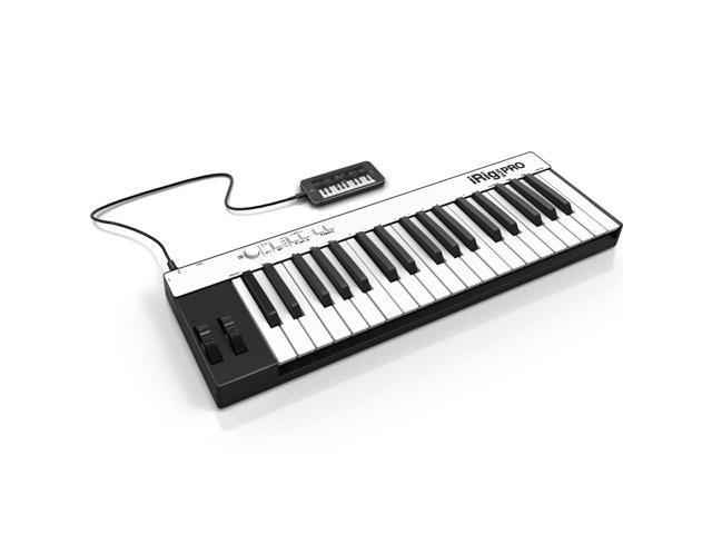 IK Multimedia iRig Keys Pro MIDI 37-key Keyboard Midi iOS Controller -  Newegg ca