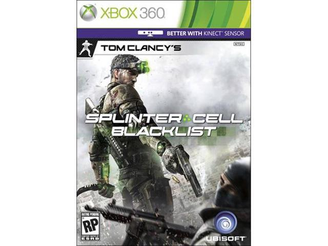 Tom Clancy's Splinter Cell Blacklist (Xbox 360) - Newegg com
