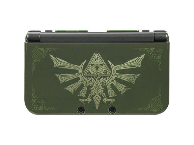 Legend of Zelda Forest Green 3DS XL System Clip On Armor Protective Case  [PDP] - Newegg ca