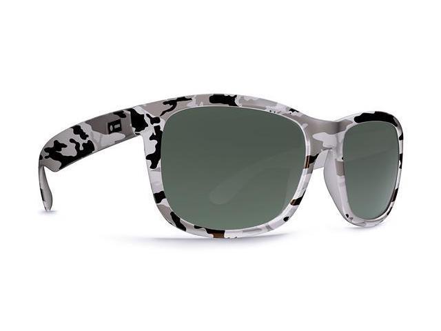 cb416ca652 Dot Dash Poseur Vintage Sunglasses Snow Camo Retro Grey ...