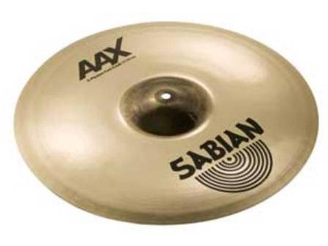 sabian aax modern bright x plosion fast crash cymbals 16 crash. Black Bedroom Furniture Sets. Home Design Ideas