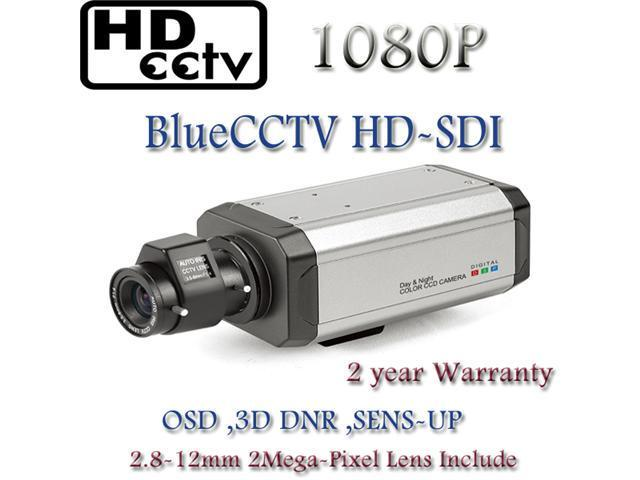 1080p 2 megapixel DUAL power XPB-204 Eyemax HD-SDI CCTV security Box camera