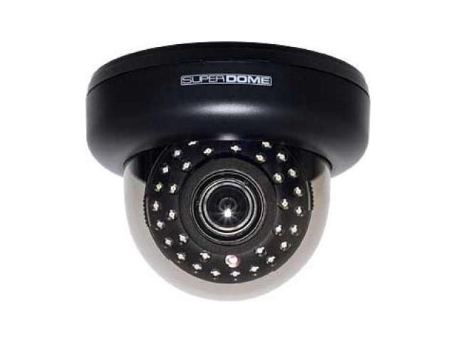 EYEMAX DT-602V Outdoor DOME SECURITY CAMERA 620 TVL 2.8~12mm 2D-DNR Water-proof