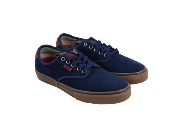 Vans Chima Ferguson Pro Navy Gum Mens Lace Up Sneakers