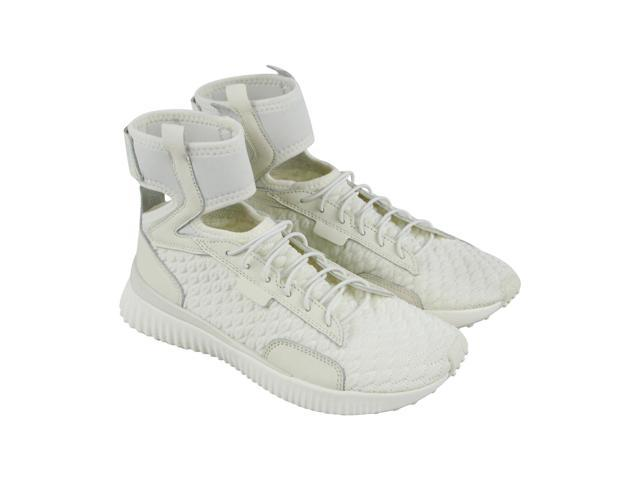 brand new ef81a 01d3c Puma Fenty Trainer Mid Geo Vanilla Ice Sterling Blue Womens Sneakers Lace  Up Shoes - Newegg.com
