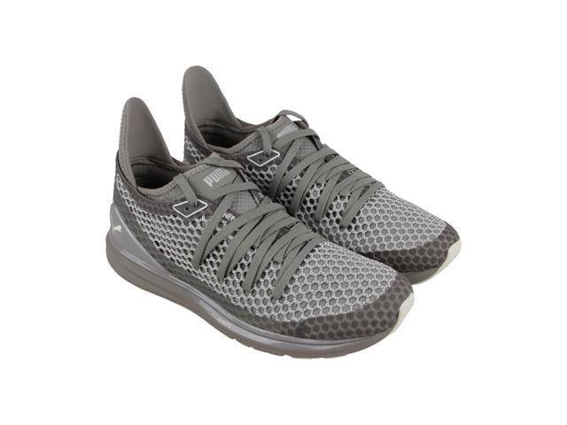 promo code b483b 679ab Puma Ignite Limitless Netfit Rock Ridge Whisper White Mens Athletic  Training Shoes - Newegg.com