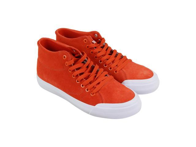 581ebcb9cce8d5 DC Evan Smith Hi Zero Rust Mens High Top Sneakers - Newegg.com