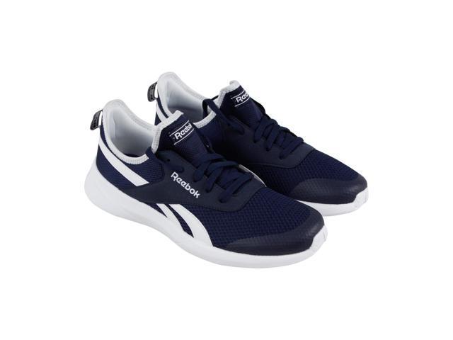 Reebok Royal Ec Ride 2 Collegiate Navy White Mens Athletic Running Shoes 4ff747e26