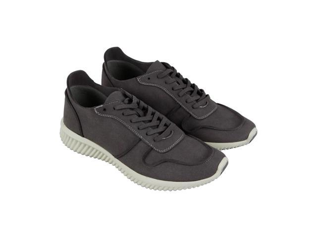 a545a541802 Steve Madden Rolf Grey Mens Low Top Sneakers - Newegg.com