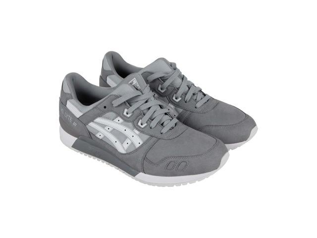 online store 1f52f 72bb0 Asics Gel Lyte III Aluminum White Mens Sneakers Low Top Shoes - Newegg.com