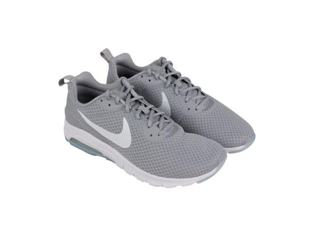 82709b696e544 Nike Air Max Motion Lw Wolf Grey White Mens Sneakers Low Top Shoes