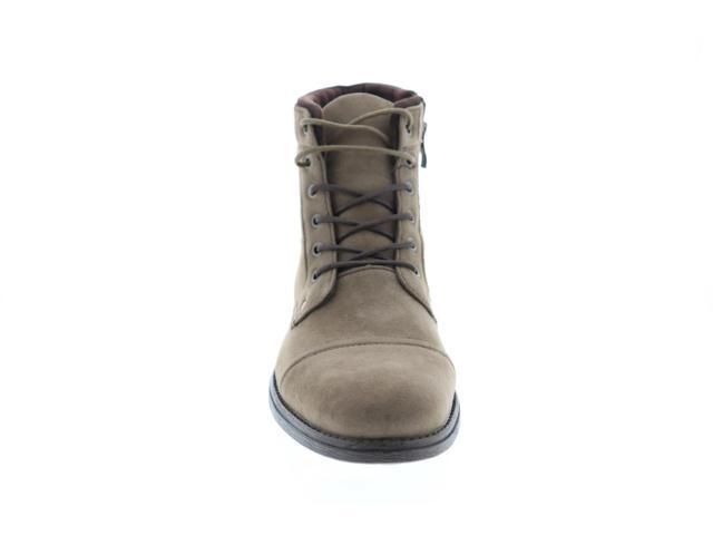 c5c89d7a30a Robert Wayne Jaron Mushroom Mens Casual Dress Boots - Newegg.com