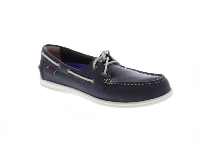 ea7e697dedc78 Sebago Naples Dark Gray Mens Casual Dress Boat Shoes - Newegg ...