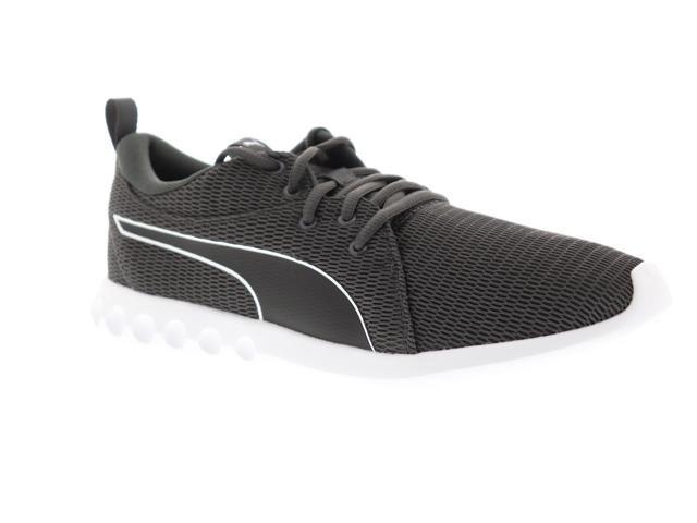 chaussures de séparation a5d8a c2081 Puma Carson 2 New Core Asphalt Puma White Mens Running Athletic - Newegg.com