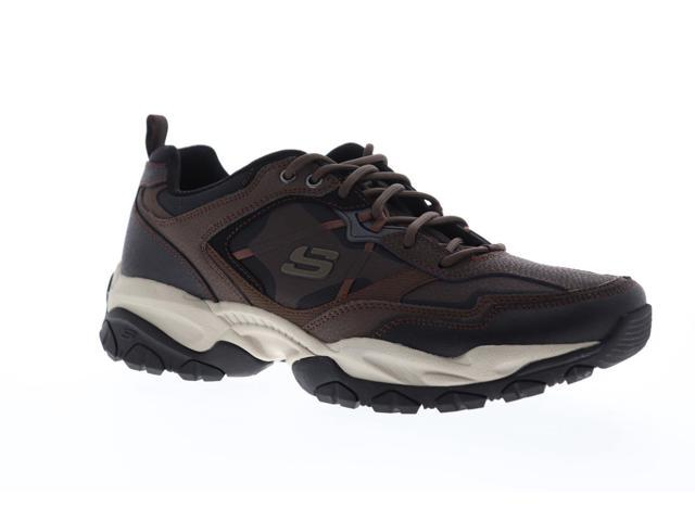 Skechers Sparta 2.0 Tr Brown Black Mens Sneakers Low Top Shoes