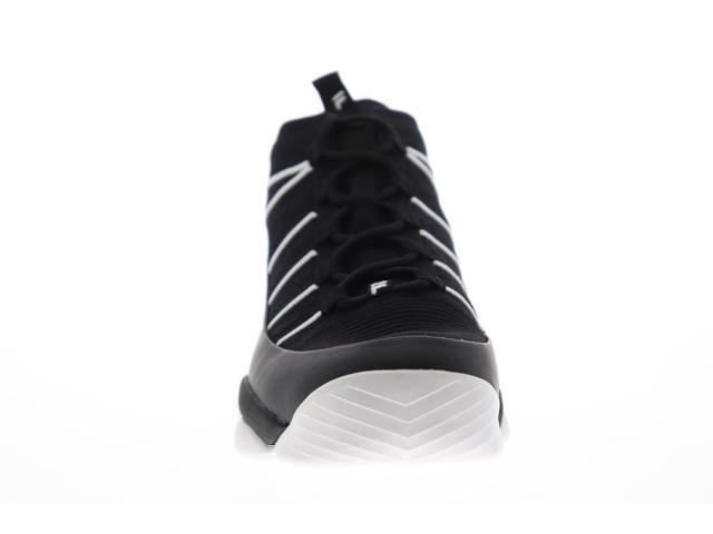 FILA Spaghetti Knit Herren Schuhe Sneaker Blackblackwhite