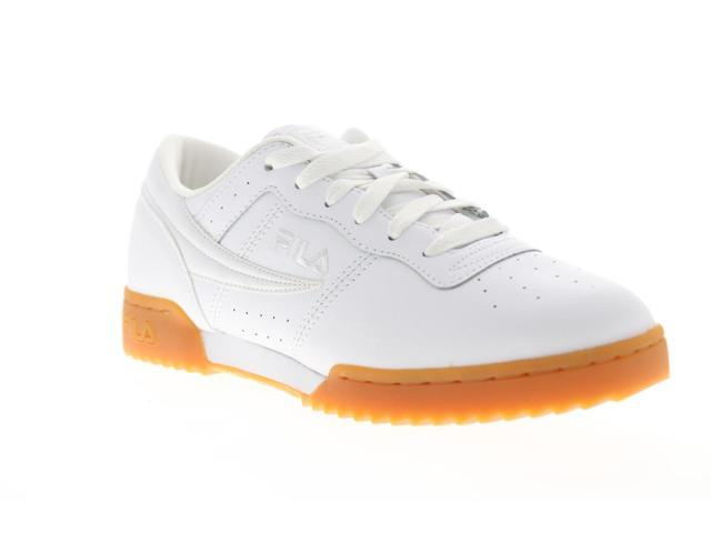 Fila Original Fitness Ripple Mens White Casual Lace Up Low