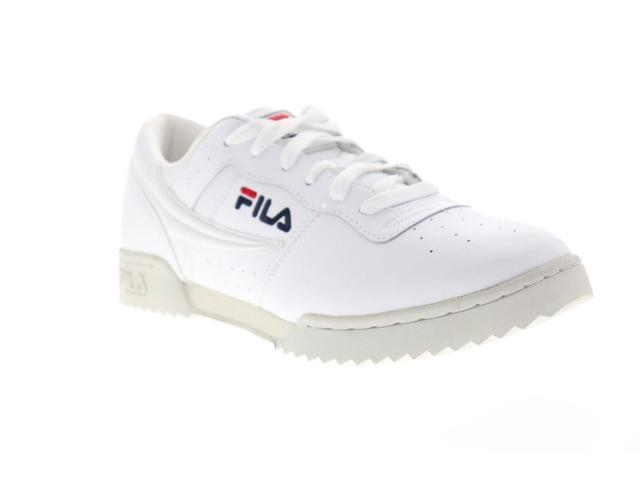 Fila Original Fitness Ripple Mens White Casual Low Top