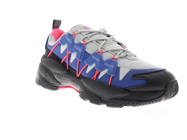 Puma LQD Cell Omega Lab Mens Blue Gray Athletic Cross Training Shoes