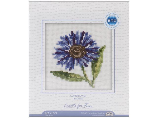The Patio RTO Counted Cross Stitch Kit