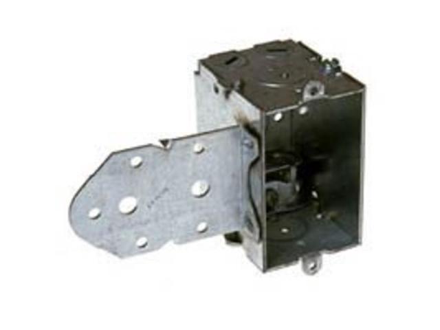 Gangable Switch Box, 1 Gang, 3