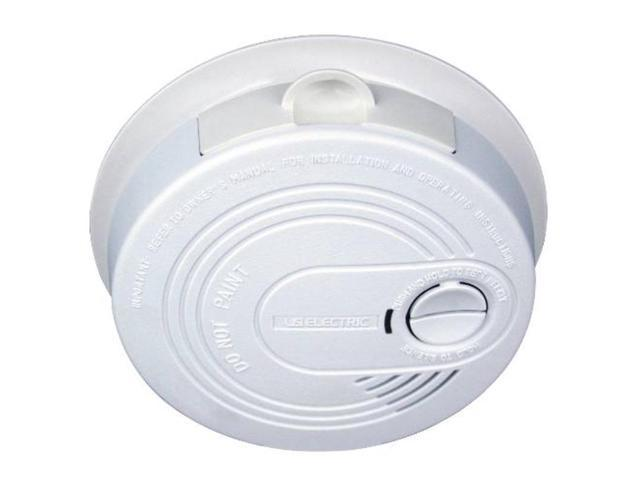 Ac Dc Ion Smoke Alarm 120v 1pk Usi Misc Alarms And Detectors 5304