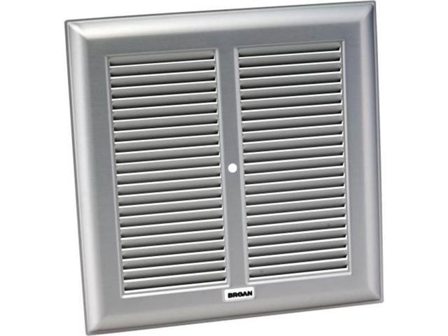 Broan Exhaust Fan Grill Metal 10 1 4 Square Utililty And Vents