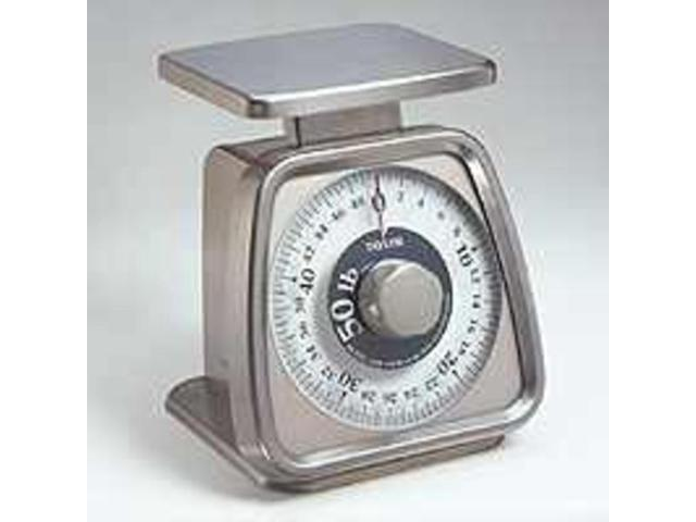 50Lb Kitchen Scale TAYLOR PRECISION PRODUCTS Kitchen Scales TS50  077784005002 - Newegg.com