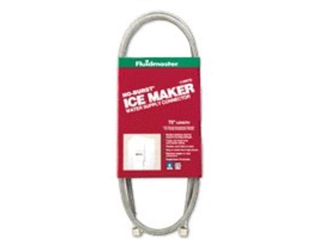 Fluidmaster 12im120 1 4x120 Inch Ice Maker Connector