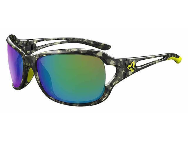 Ryders Eyewear Coco Camo Yellow Frame Brown Green Revo Lens ...