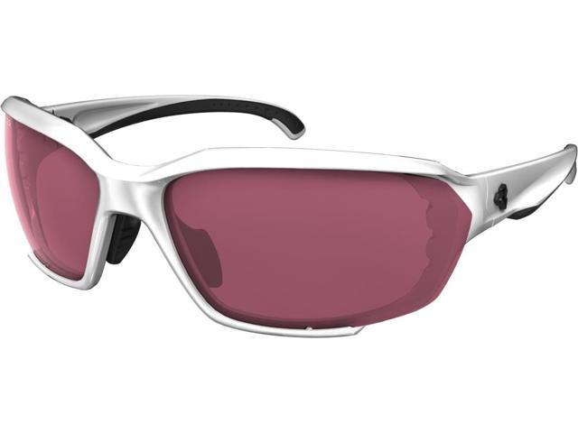 Ryders Strider Poly White-Blue Clear Lens