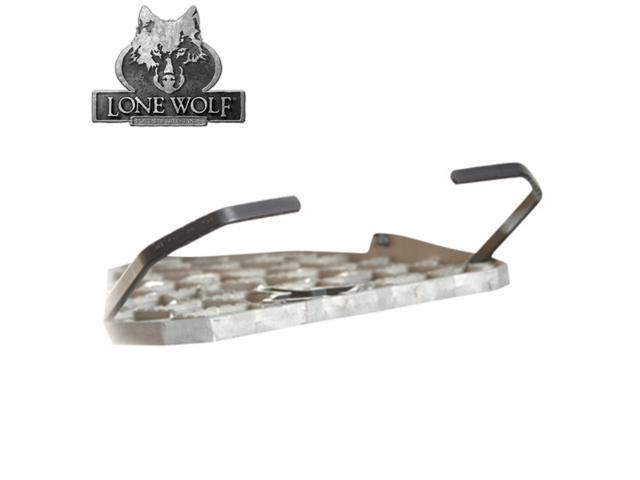 Lone Wolf Foot Rest Only Alpha Platform Hunting Tree Stand Bow Rifle FR -  Newegg com