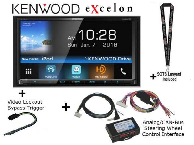 Kenwood eXcelon DDX795 6 95