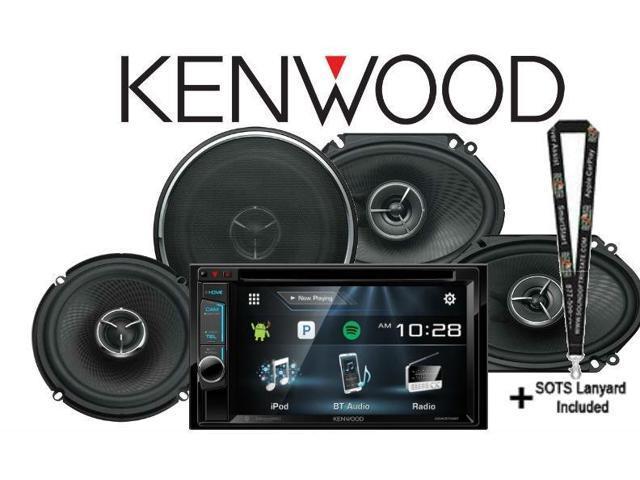 Kenwood DDX375BT 6 2