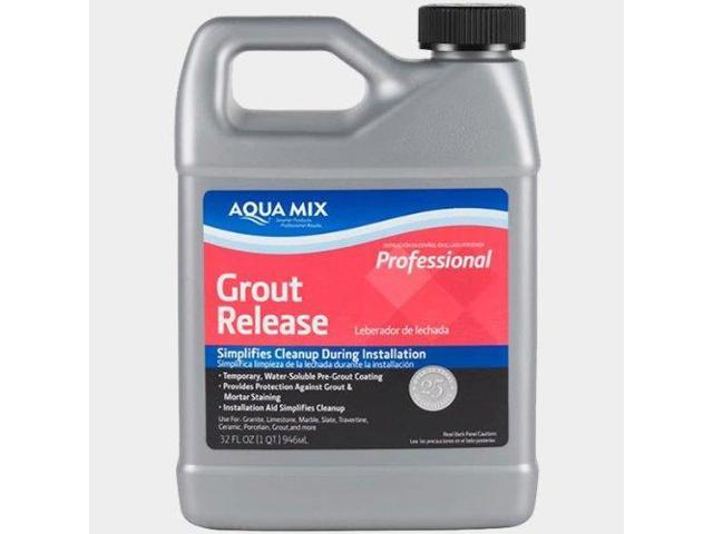 Aqua Mix Grout Release - Gallon - Newegg com