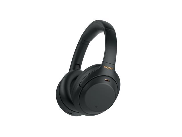 Sony WH-1000XM4 Wireless Noise Canceling Overhead Headphones with Mic for Phone-Call and Alexa Voice Control