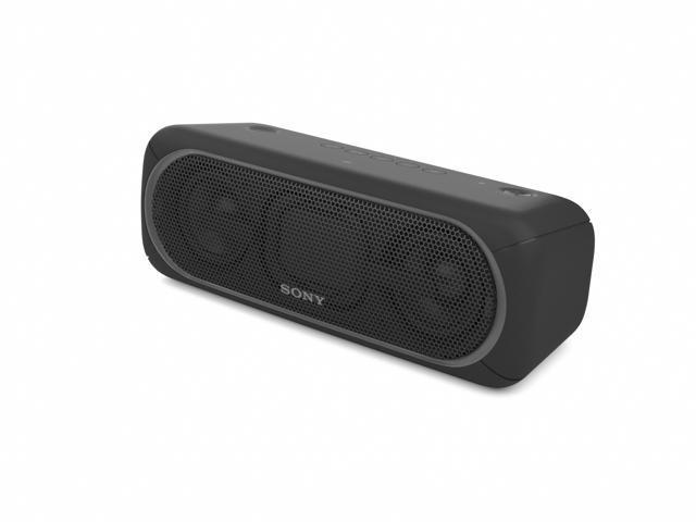 Black Sony SRS-XB40 Portable Wireless with Bluetooth Speaker System